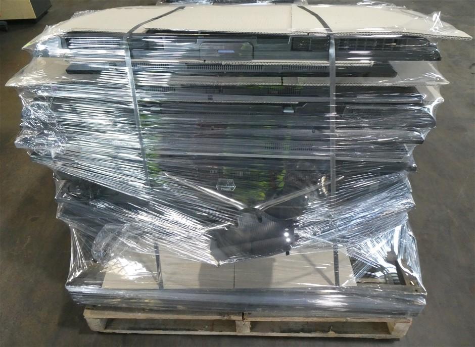 Pallet of assorted TV