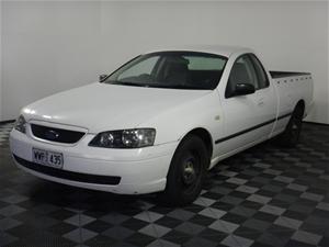 2003 Ford Falcon XL (LPG) BA Automatic U