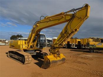 Sumitomo SH200LC Hydraulic Excavator