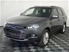 2012 Ford Territory TS (4x4) SZ Turbo Diesel Automatic 7 Seats Wagon