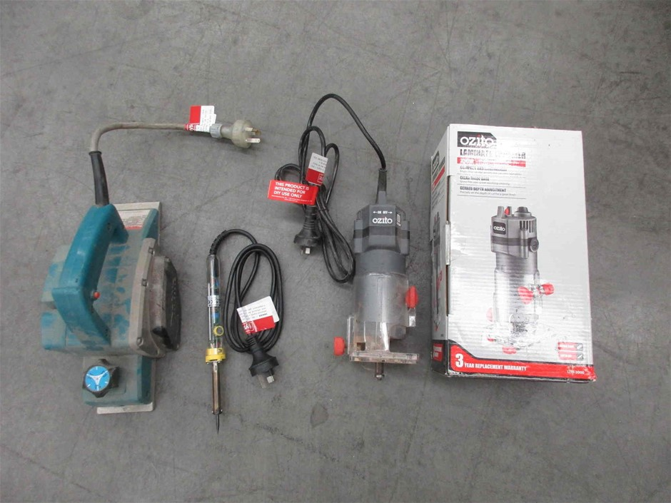 3x Assorted Electrical Tools