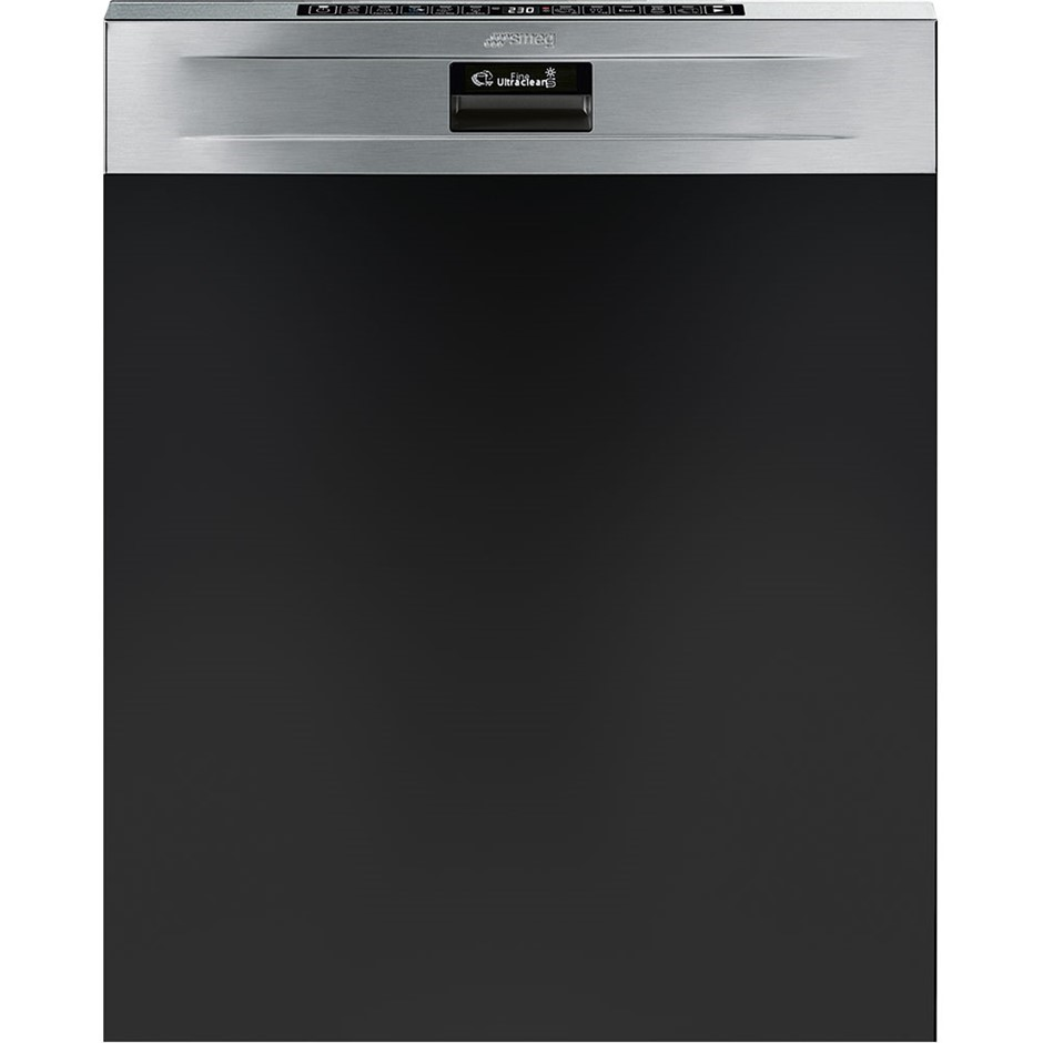 Smeg 60cm Semi-integrated Dishwasher, Model: DWAI6D15XT