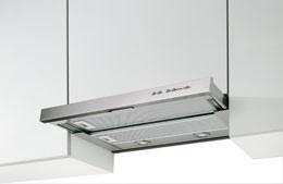 Smeg 60cm Retractable Stainless Steel Ra