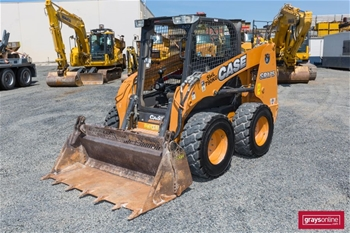 2012 Case SR175 Skid Steer Loader