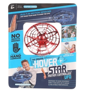 HOVER STAR Motion Controlled UFO. Buyers