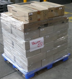 Pallet of Assorted USED/UNTESTED Lenovo