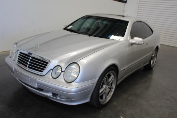 2001 (2002) Mercedes Benz CLK320 Avantgarde Auto Coupe, 136,245km