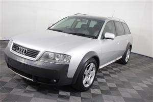 2004 (2005) Audi Allroad Quattro 2.7 Tur