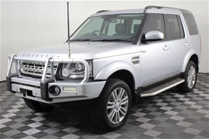 2015 Land Rover Discovery 3.0 SDV6 HSE S
