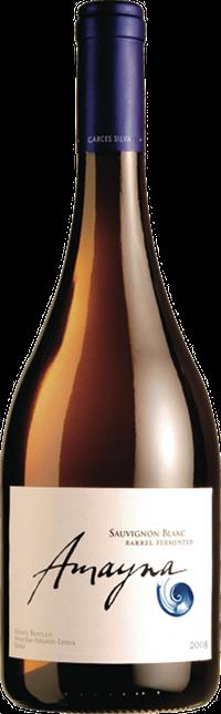 Amayna Barrel Fermented Sauvignon Blanc 2008 (12 x 750mL)