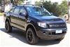 2013 Ford Ranger XL PX 4WD Manual Ute