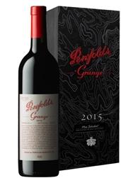 Penfolds `Bin 95 Grange` shiraz 2015 (1x 750mL) SA