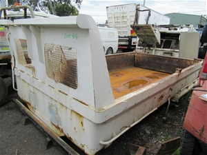 Steel Tip Truck Body