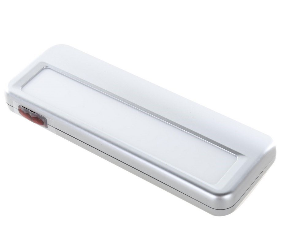CAPSTONE 4pc LED Accent Light Bars with Remote Control and Batteries. N.B.