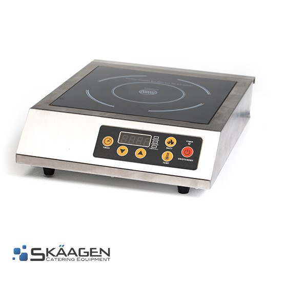 Unused 3000W Induction Cooker