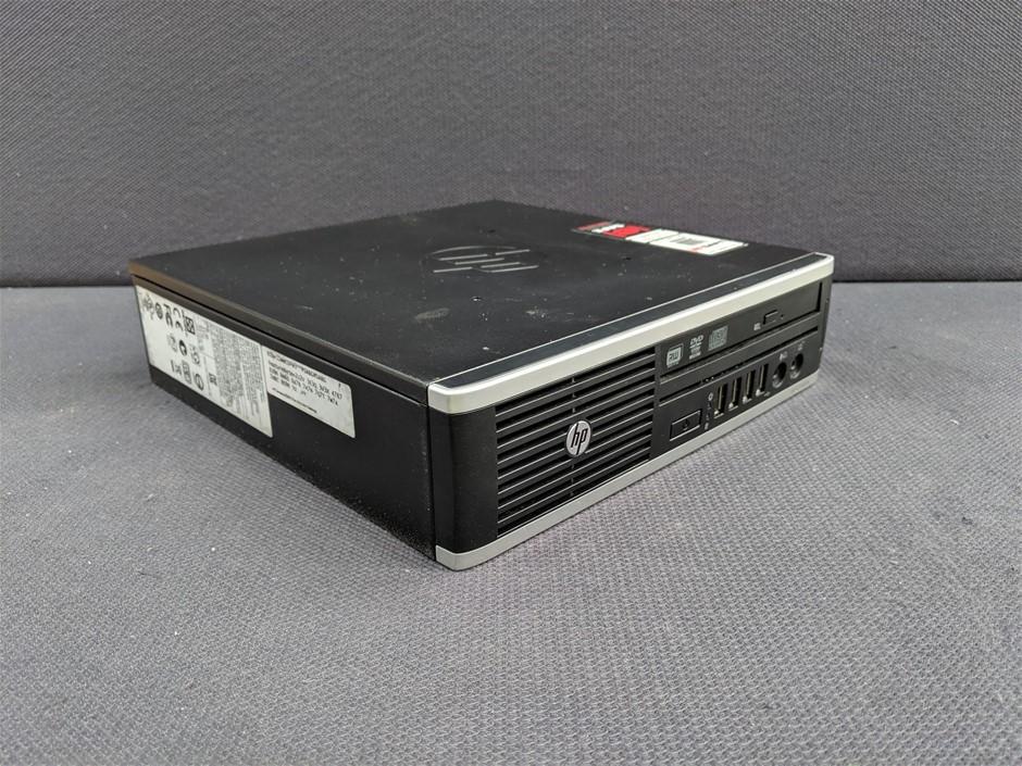 HP Compaq 8200 Elite USDT PC Small Form Factor (SFF) Desktop PC
