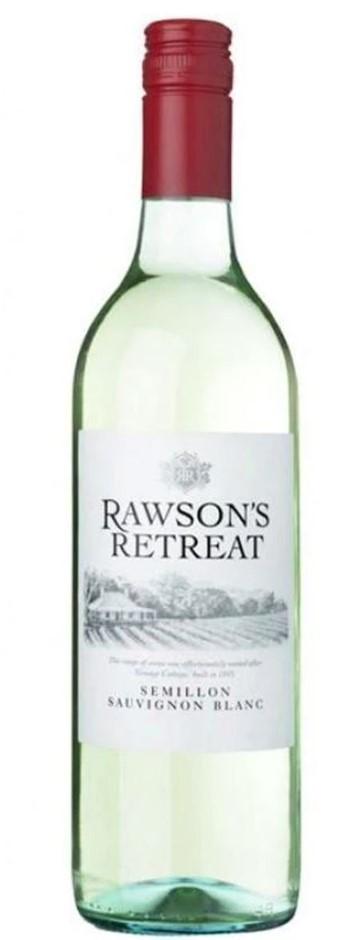 Rawson's Retreat Semillon Sauvignon Blanc 2017 (12x 750mL) SEA