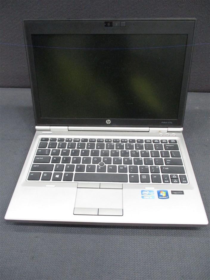 HP EliteBook 2570p 12.5-inch Notebook