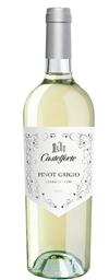 Cantine Riondo Castelforte Pinot Grigio 2016 (6x 750mL) Italy