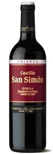 Castillo San Simon Crianza Tempranillo 2