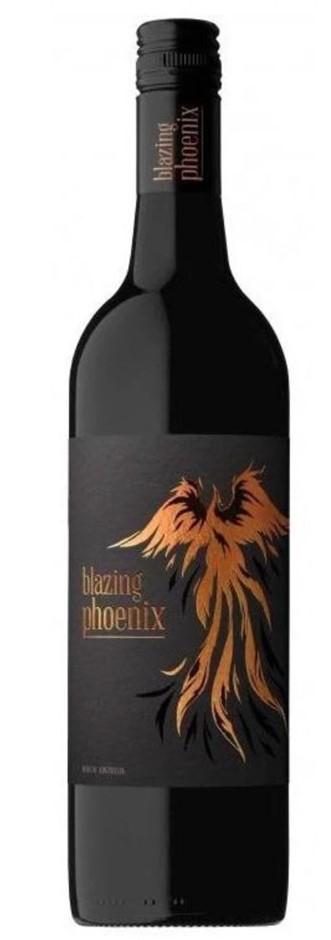 Blazing Phoenix Clare Valley Cabernet Sauvignon 2014 (12x 750mL) SA