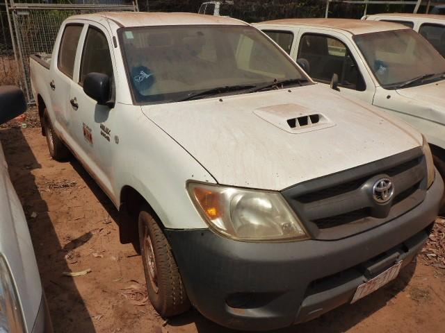 2005 Toyota Hilux SR RWD Manual - 5 Speed Dual Cab Ute - Maningrida, NT