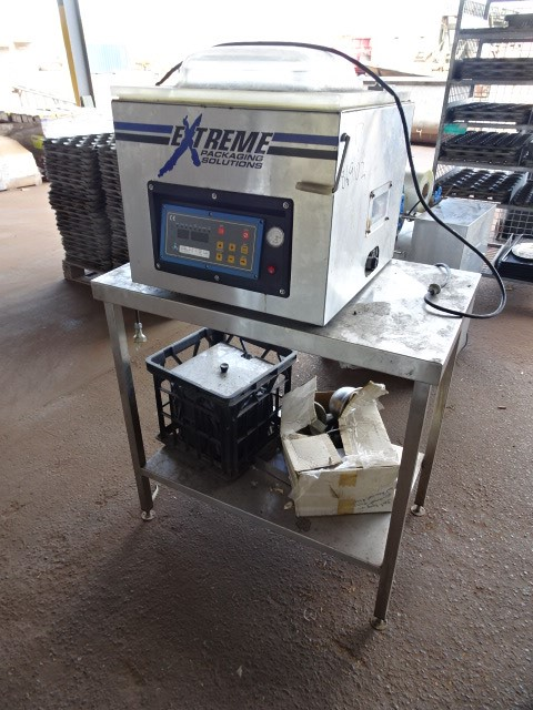 Vacuum Sealing Machine, Extreme Packaging Solutions