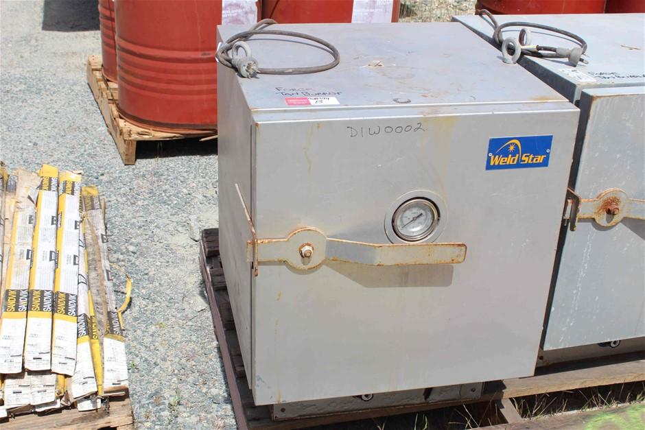 Weld Star Welding Rod Warmer Oven