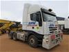 2008 Iveco Stralis 560 6 x 4 Prime Mover Truck