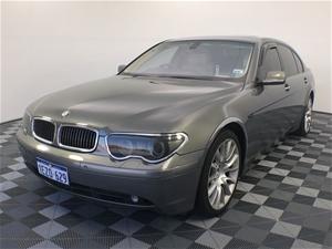 2004 BMW 745Li E66 Automatic Sedan