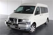 2009 Volkswagen Transporter (LWB) T5 Turbo Diesel Auto Van