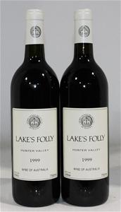 Lakes Folly Cabernets 1999 (2 x 750mL) H