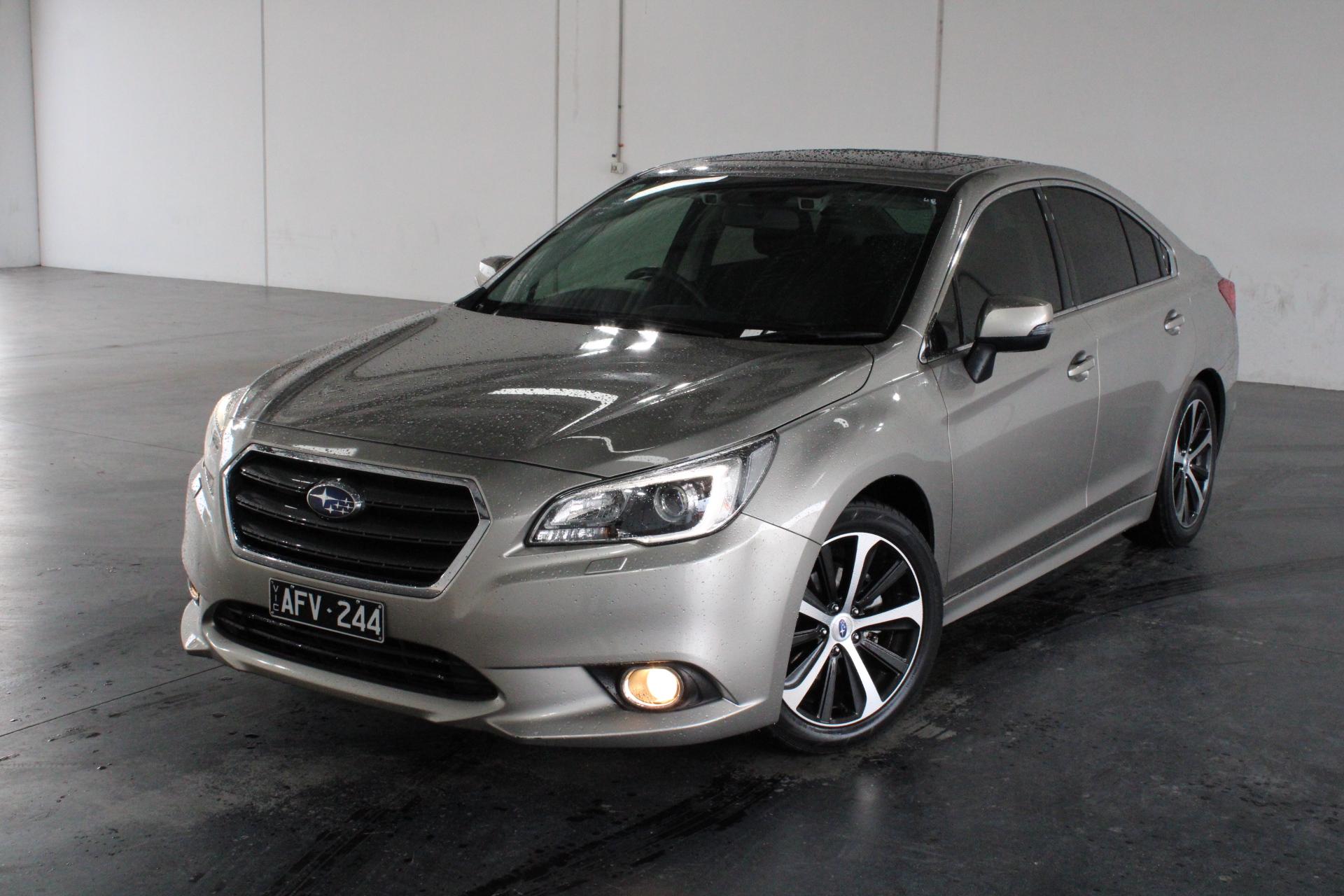 2015 Subaru Liberty 2.5i Premium B6 Automatic Sedan