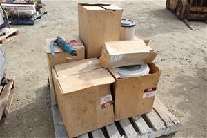 Pallet of Mainly Filters