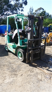 Forklift (Parts only - Parts are missing