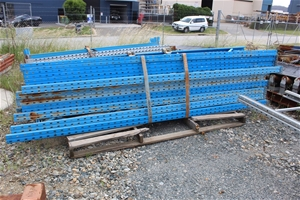 Quantity of Pallet Racking Uprights