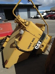 CAT Fuel and Hydraulic Tank