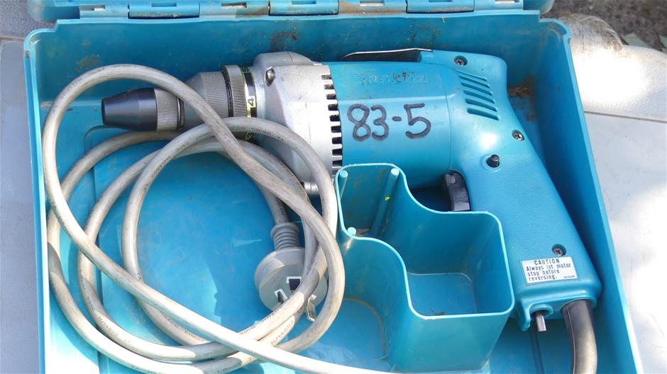 Makita 6805BV Corded Variable speed Screw driver