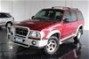 2000 Ford Explorer XLT (4x4) US Automatic Wagon