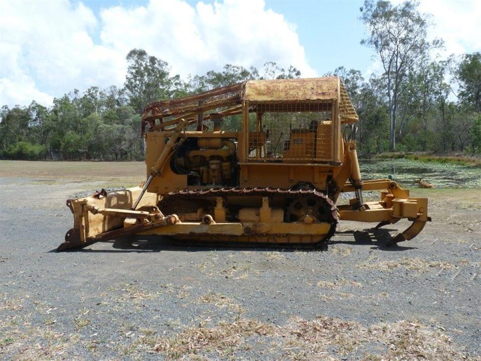 Komatsu D60-3 Crawler Dozer