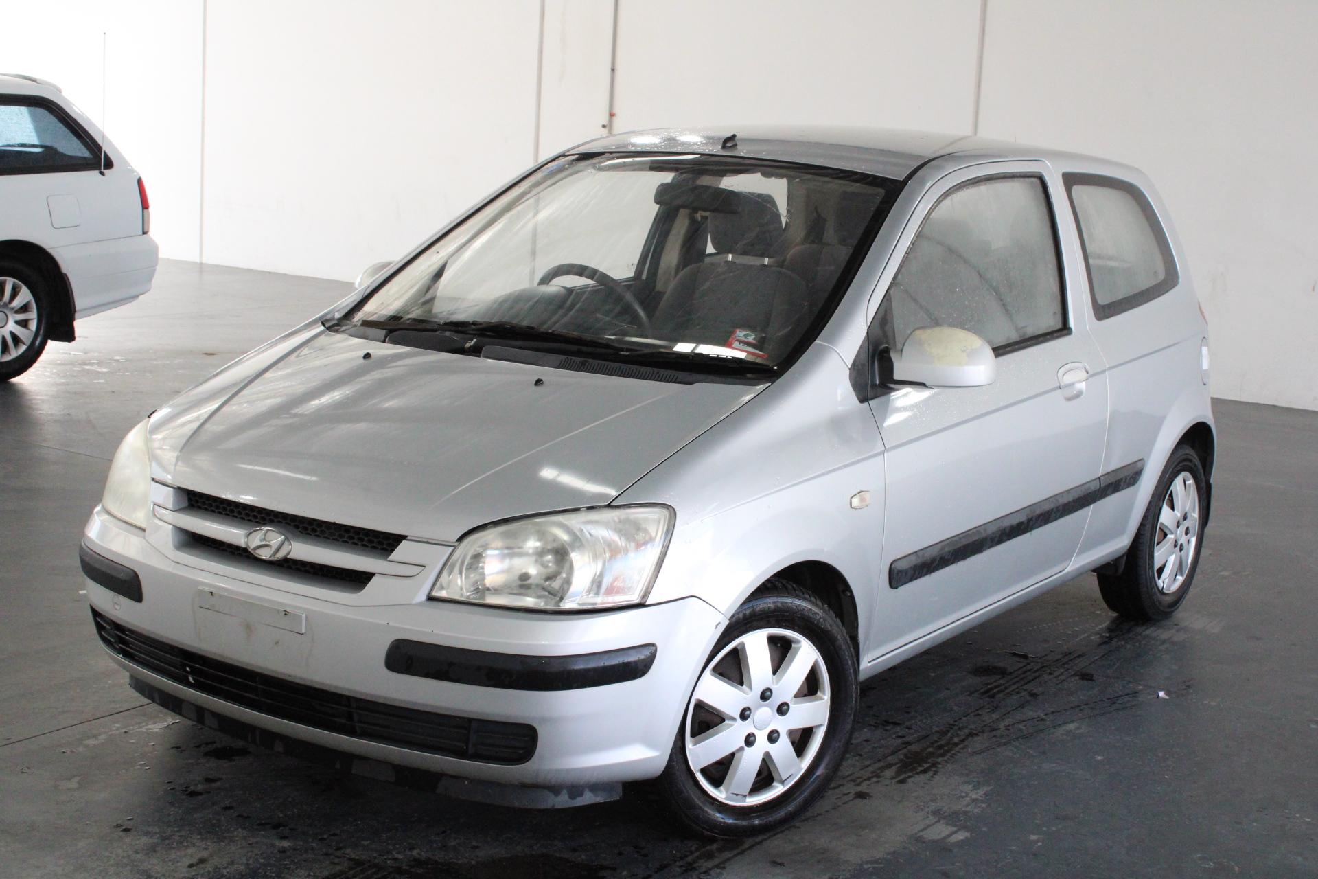 2004 Hyundai Getz GL TB Automatic Hatchback