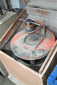 Energy ring mill including sound proofin