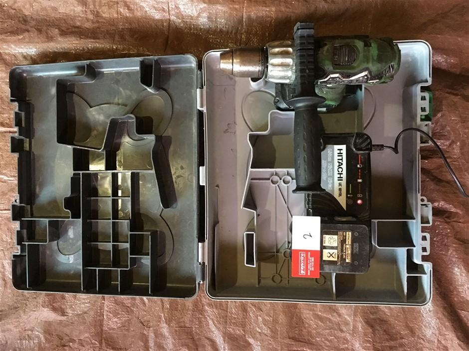 Hitachi Drill - 18V