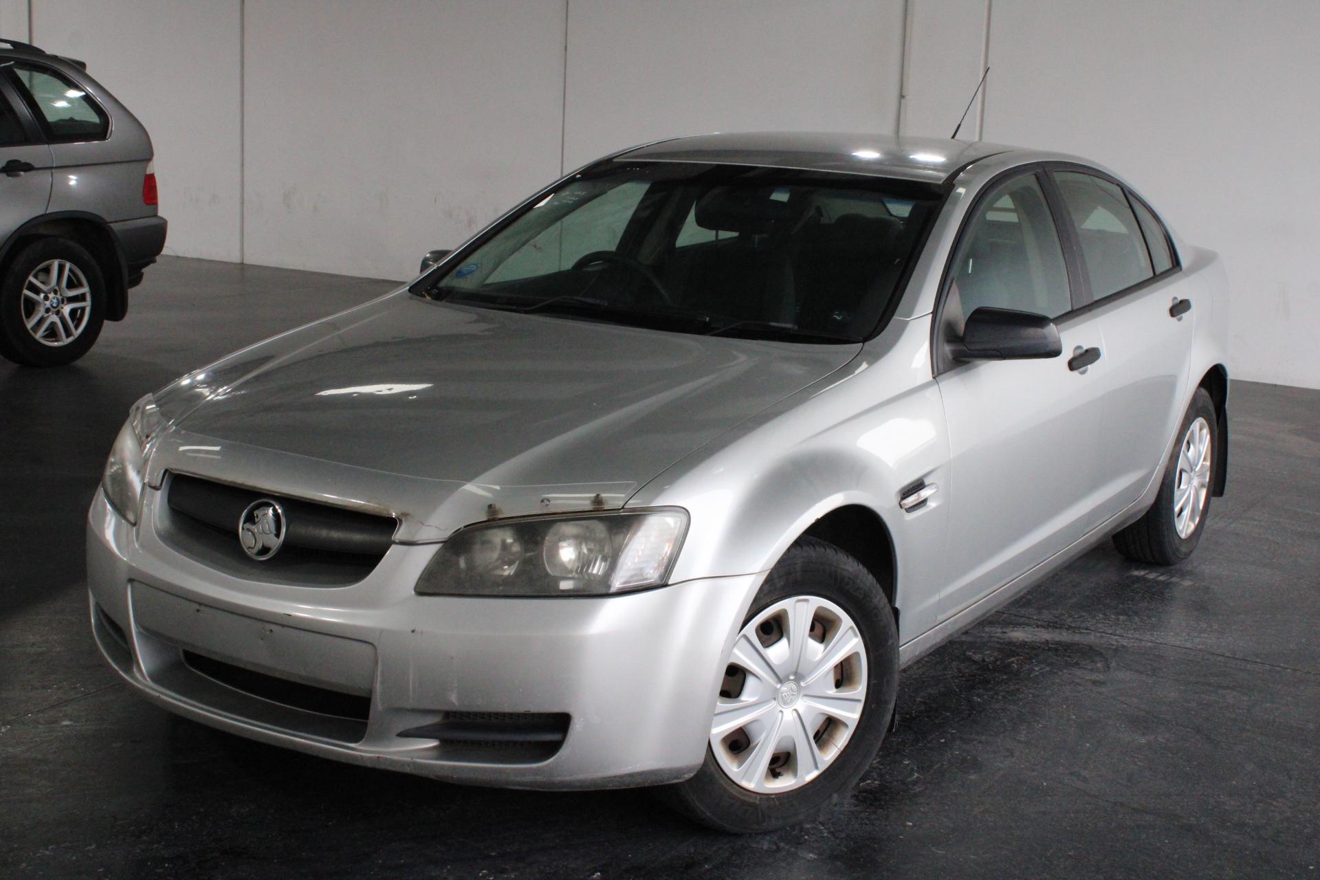 2007 Holden Commodore Omega VE Automatic Sedan