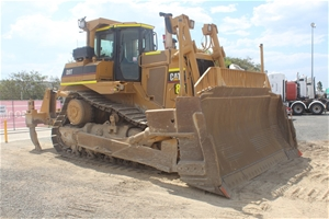 2005 Caterpillar D9T Crawler Dozer