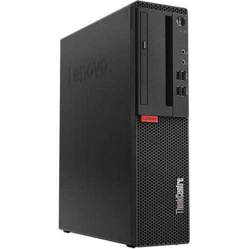 Lenovo ThinkCentre M710S Small Form Factor (SFF) Desktop PC, Black