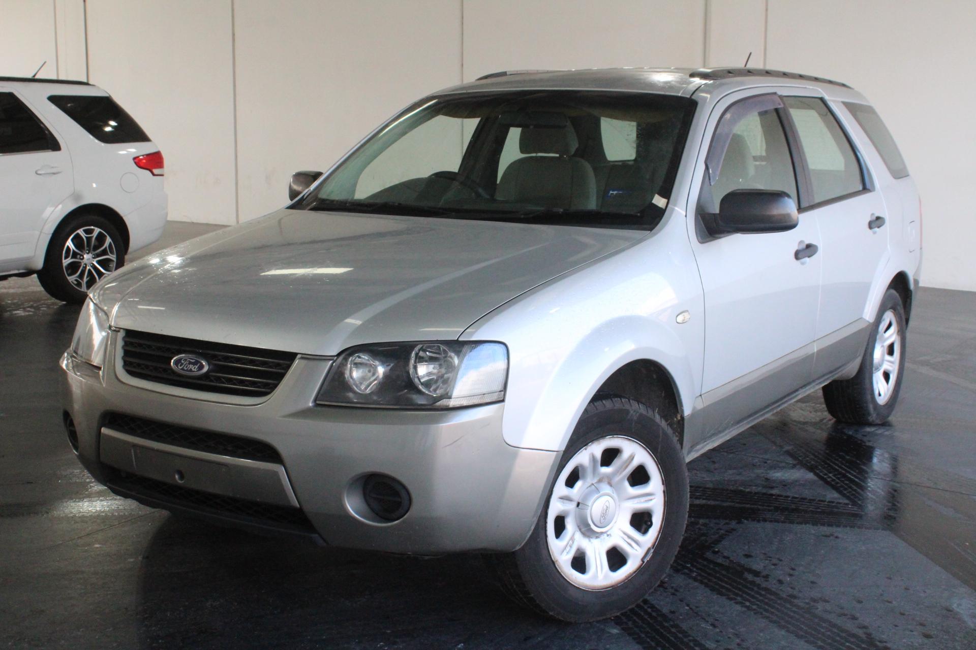 2006 Ford Territory TX (RWD) SY Automatic Wagon