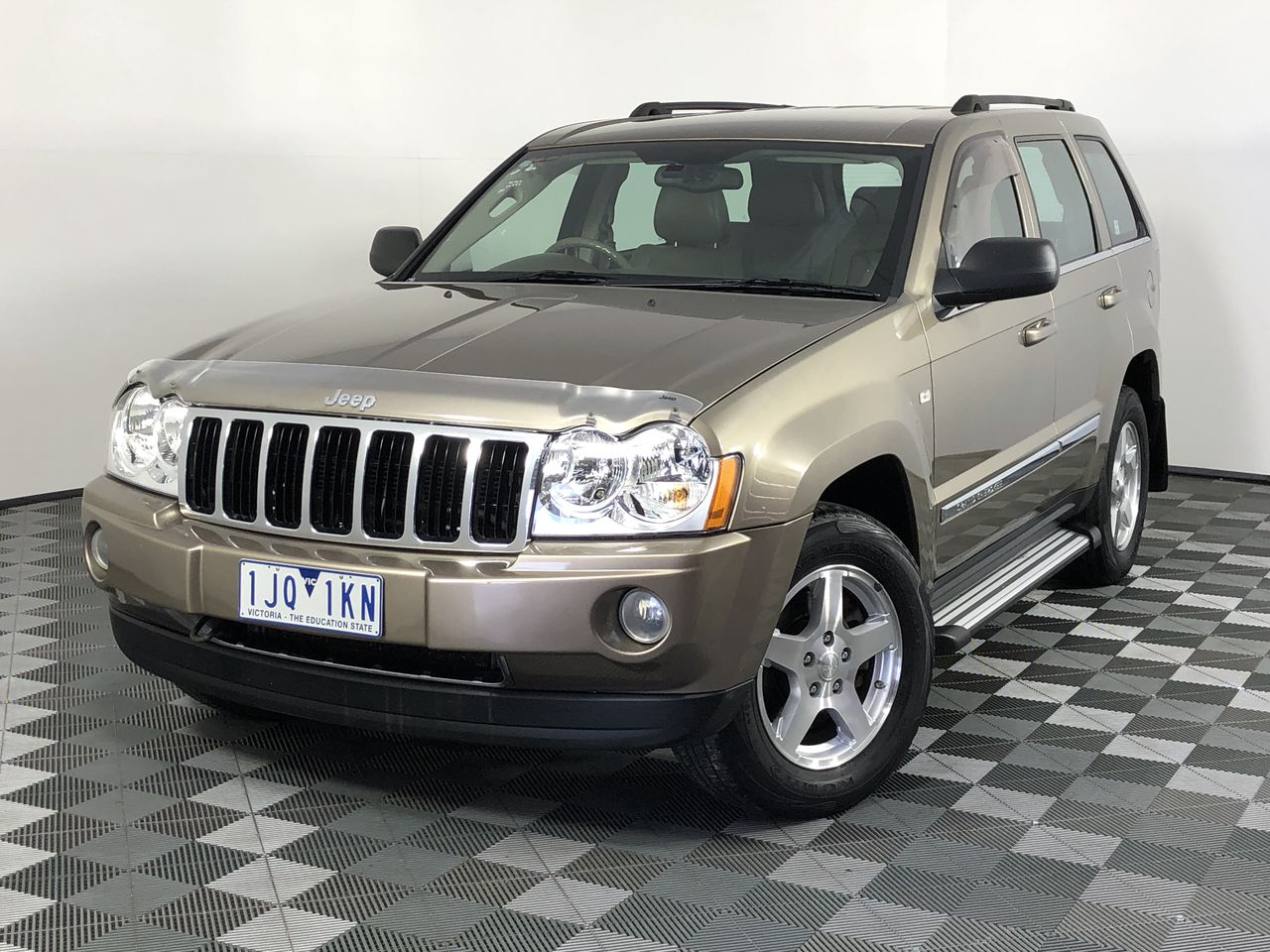 2007 Jeep Grand Cherokee Limited (4x4) WH Automatic Wagon