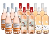 Rose Mixed Pack (12x 750mL)