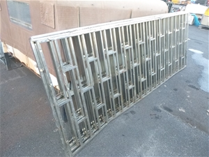 6x Stainless Steel Screens